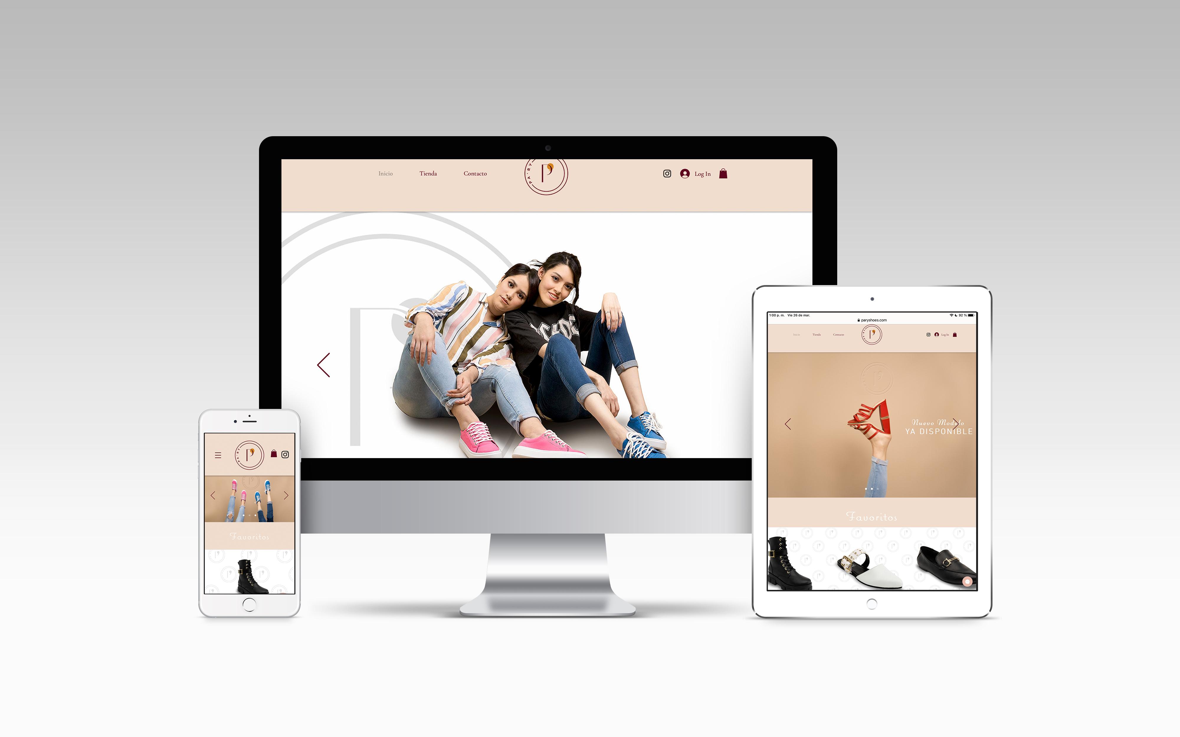 Paryshoes Tienda online fashion de zapatos para mujer