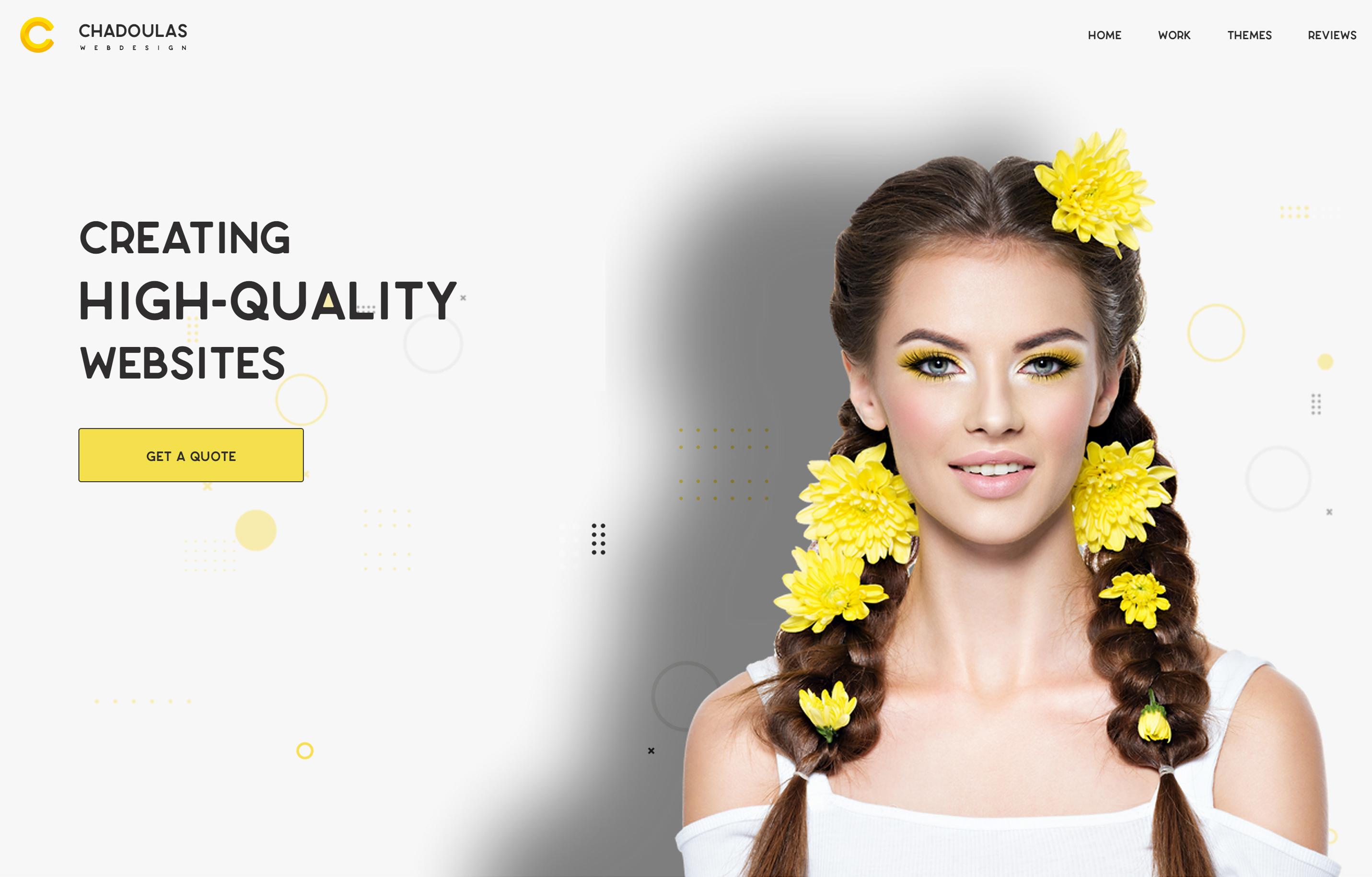 chadoulas Chadoulas Web Design: Creating High-Quality Websit...