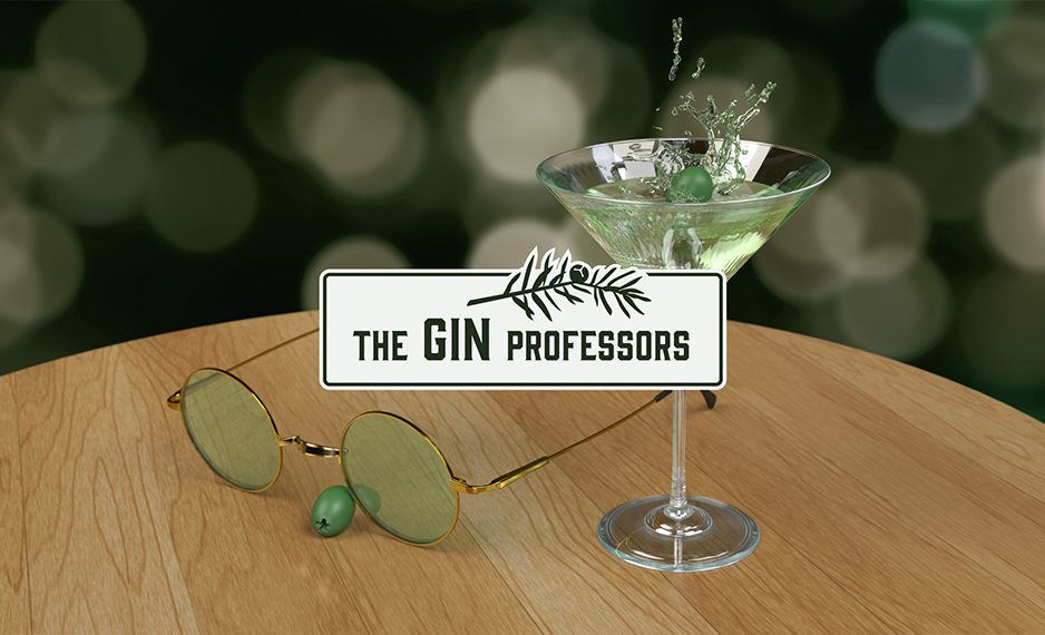The Gin Professors Your guide to loving gin, a life style blog with r...