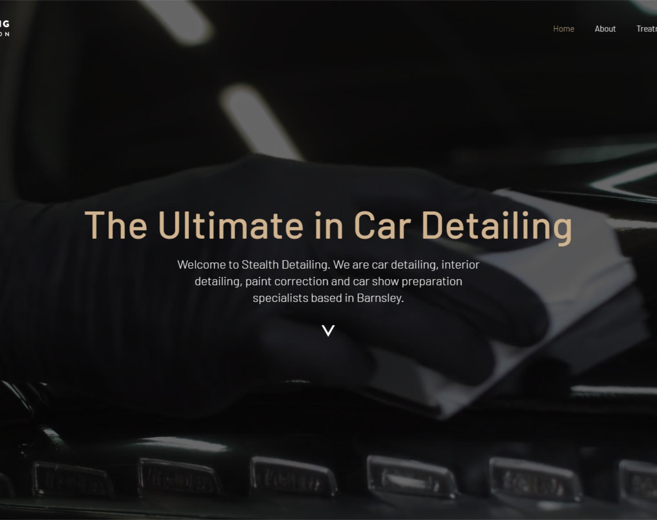 Stealth Detailing Car detailing, interior detailing, paint correctio...