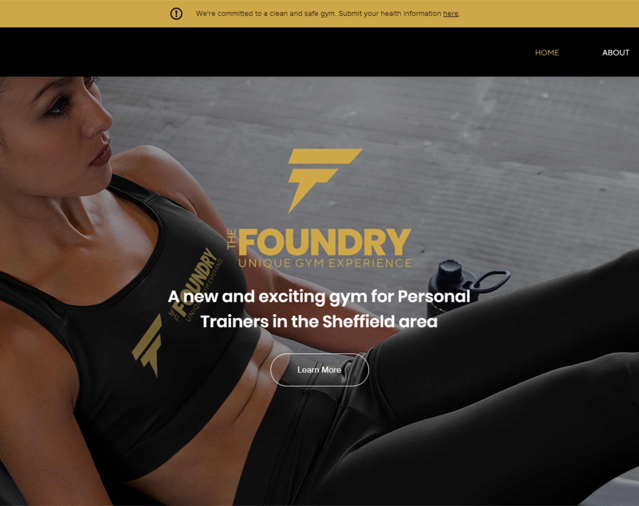 The Foundry A new and exciting gym for Personal Trainers in th...