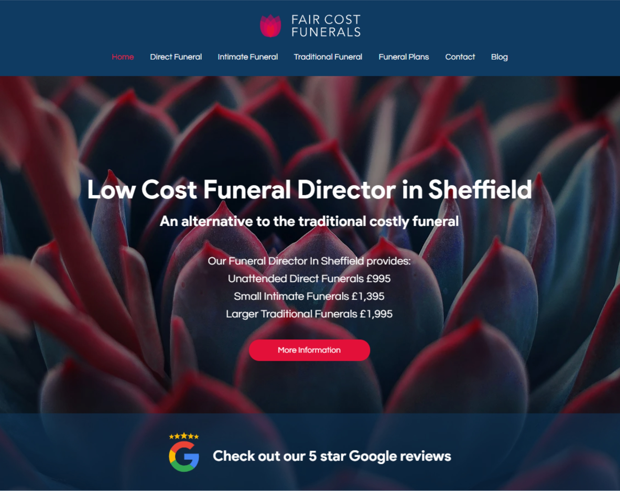 Fair Cost Funerals Fair Cost Funerals is a Sheffield based funeral di...