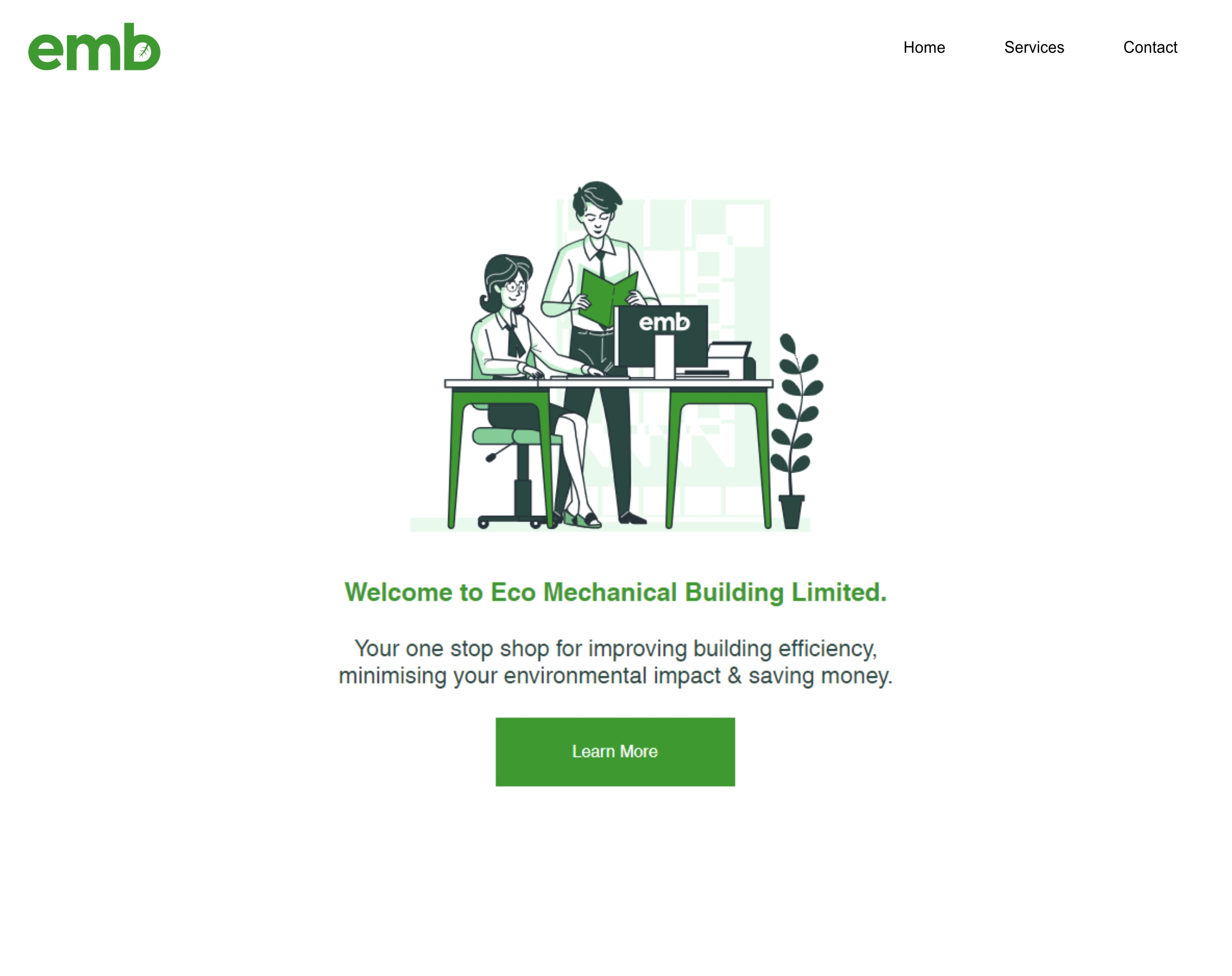 emb-ltd A one stop shop for improving building efficiency,...