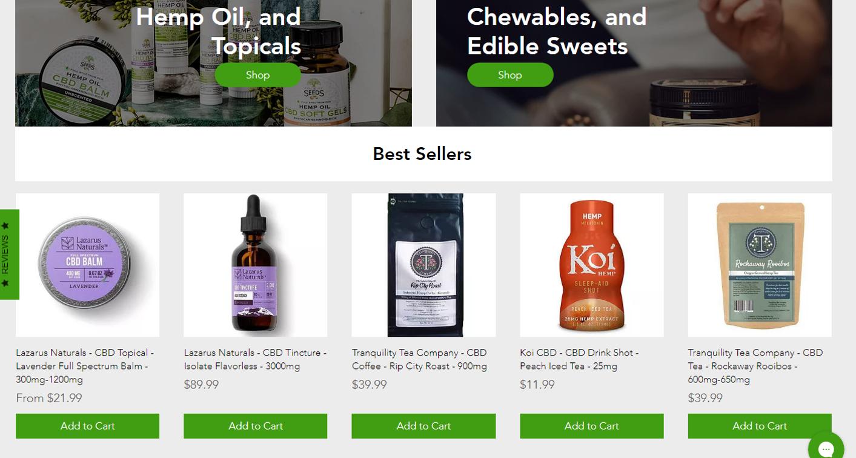 GreenFox CBD This customer sells CBD and CBD related products (...
