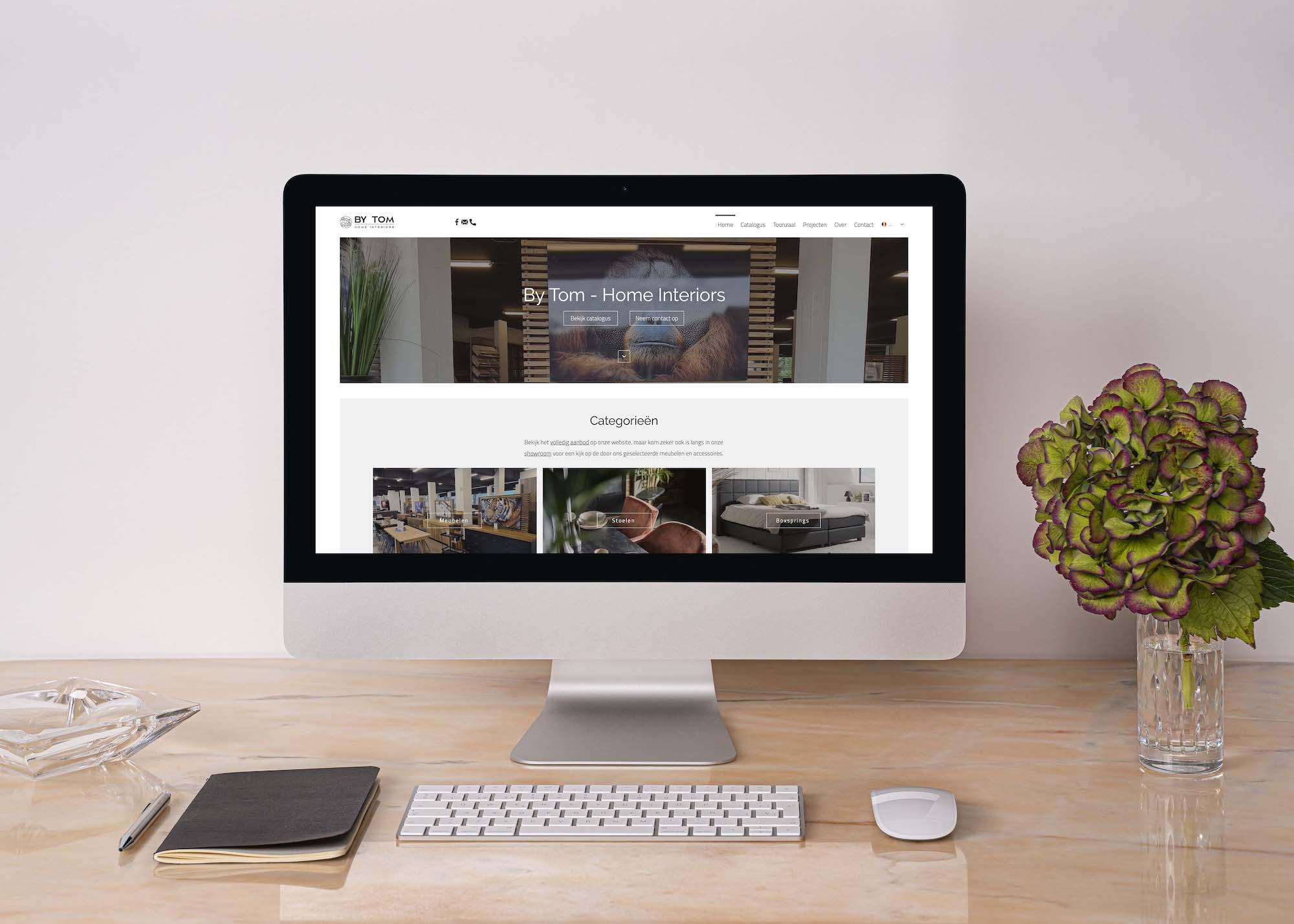 By Tom - Home Interiors ➡️ Webdesign ➡️ Webshop ➡️ SEO ➡️ Meertalig