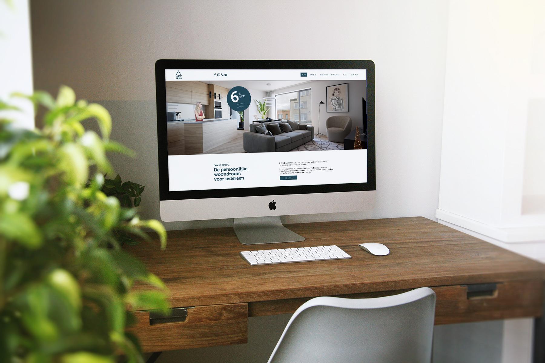 Domus Anguli ➡️ Webdesign ➡️ SEO ➡️ Mobielvriendelijk