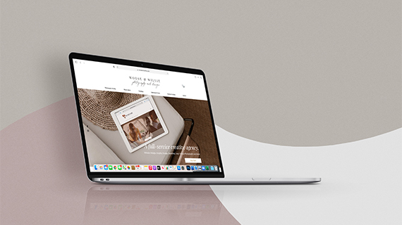Woose + Willie Photography and Design This is a site that I am so proud of because it is...