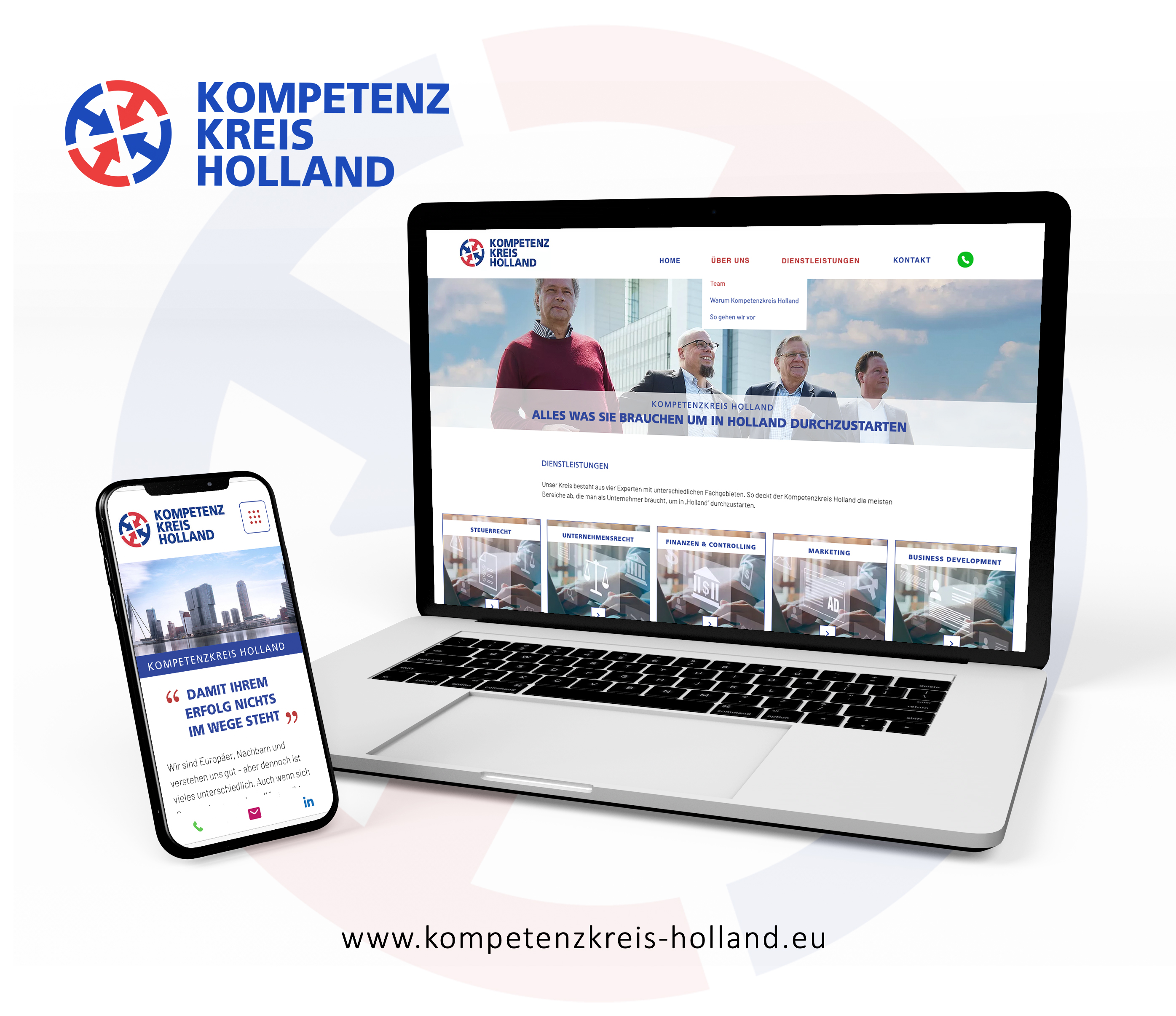 Kompetenzkreis Holland Kickstarter 2 package: https://www.houseofcommunic...