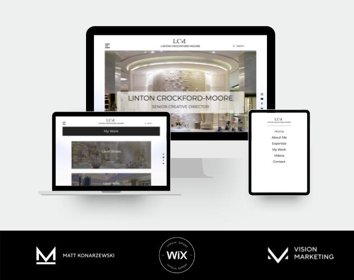 Linton Moore - Retail Designer