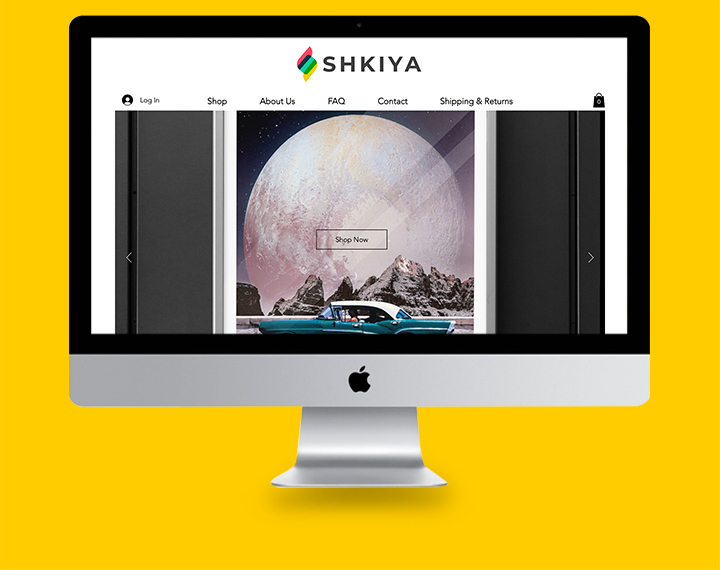 Shkiya Shkiya is a print brand that showcases incredible ...