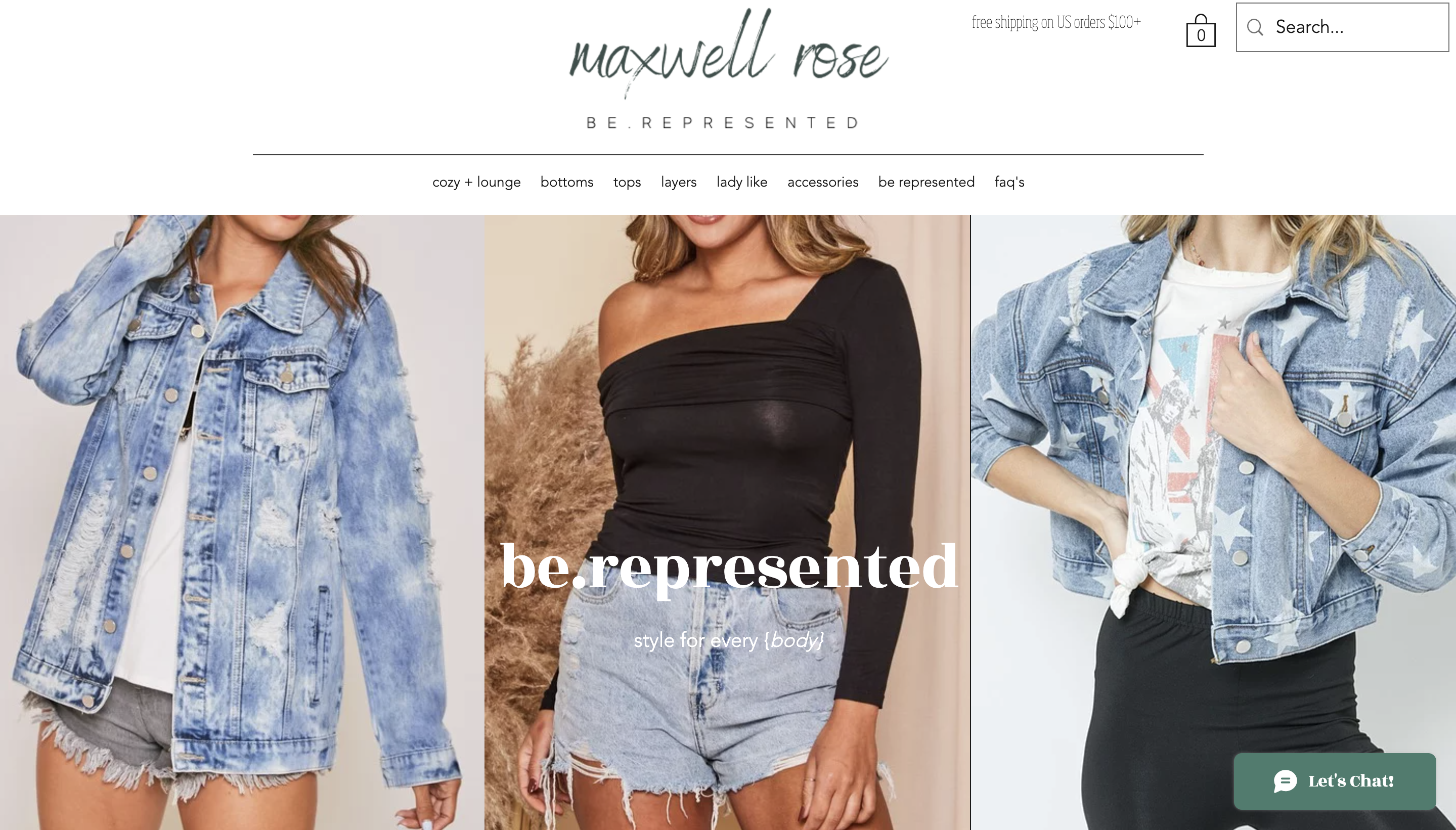 Maxwell Rose Boutique maxwell rose is your up and coming, all-inclusive ...