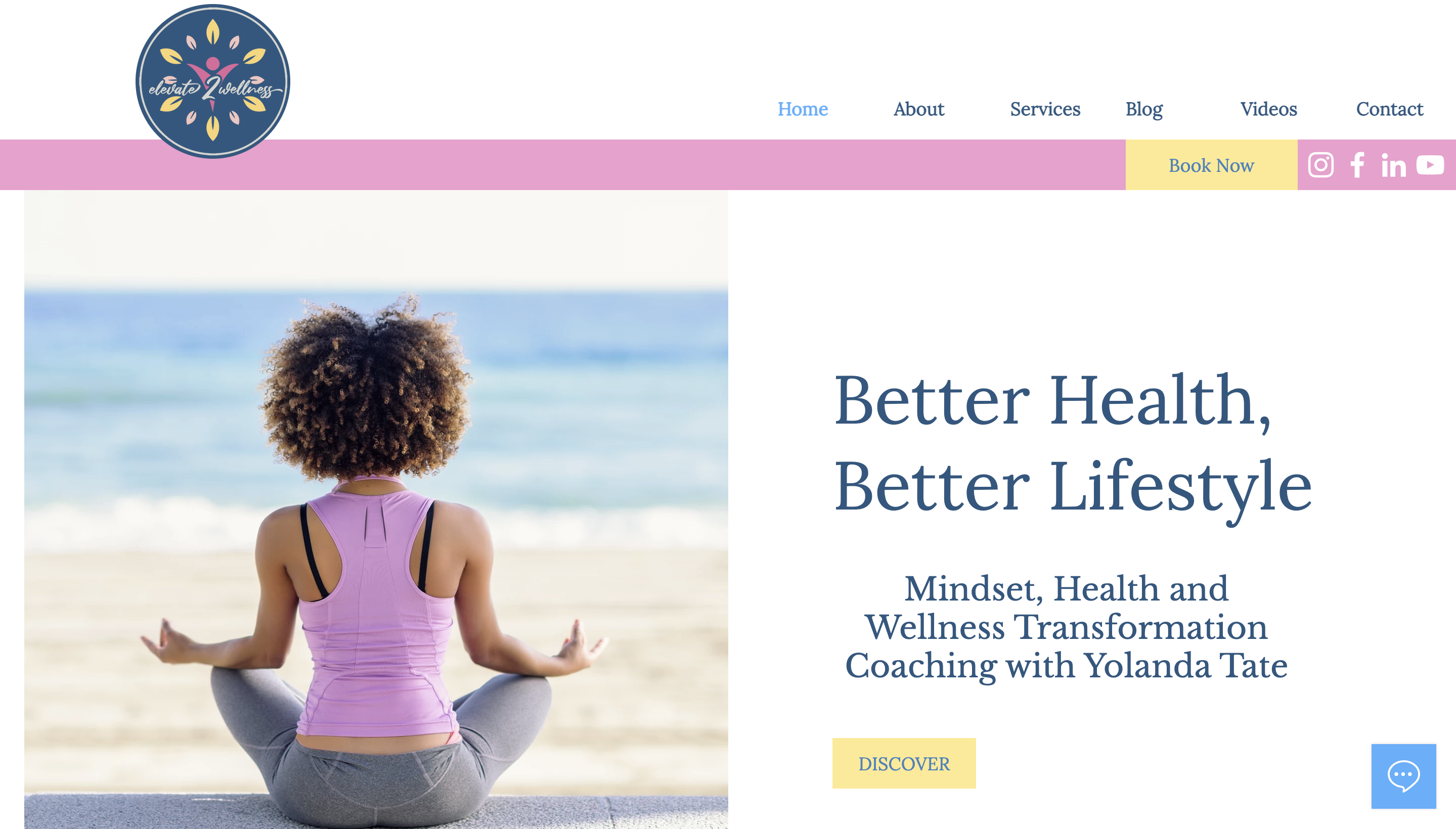 elevate2wellness Mindset, Health and Wellness Transformation Coachi...