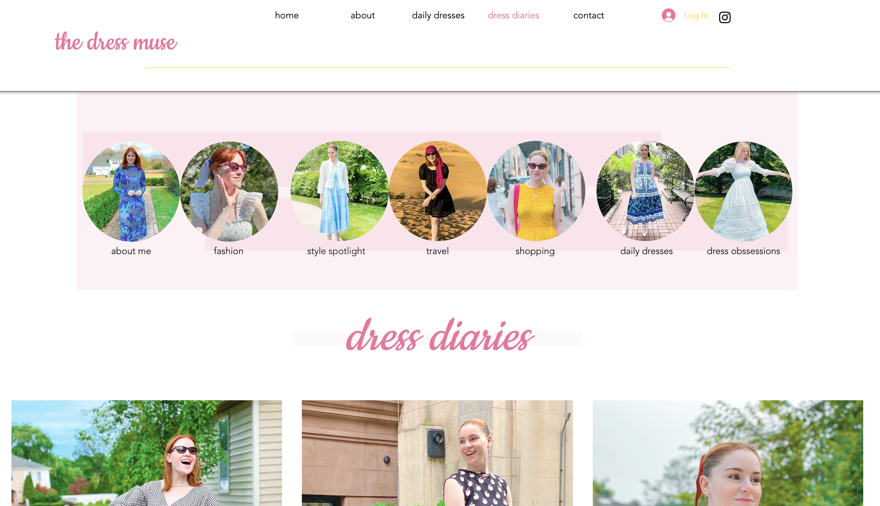 The Dress Muse NY The Dress Muse NY is a dynamic blog that is dedica...