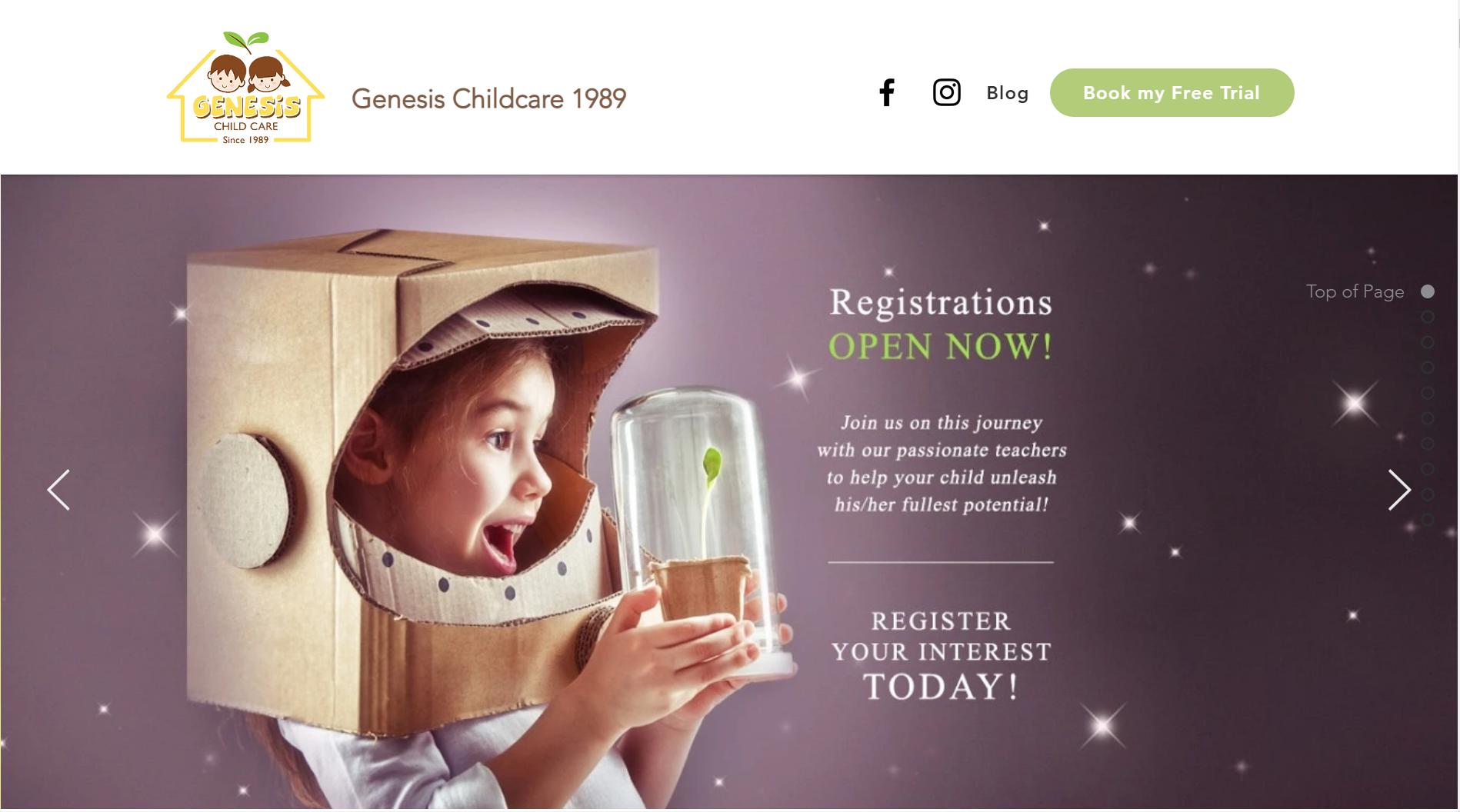 Genesis Child Care