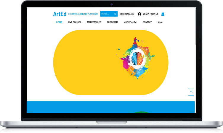Arted.in ArtEd is an interactive learning platform providin...