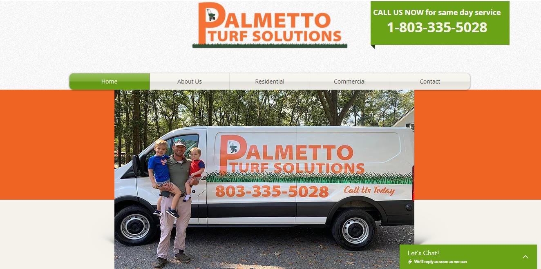 Palmetto Turf Solutions