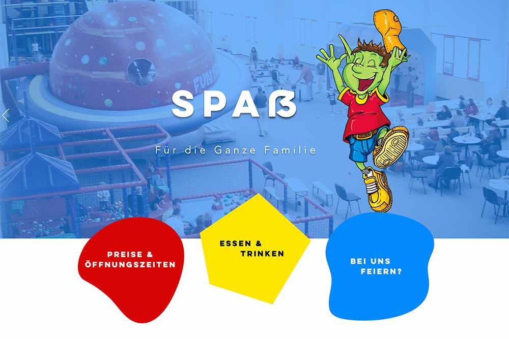 Spielorado Kinderwelt Spielorado Kinderwelt der einzigartige Hallenspiel...