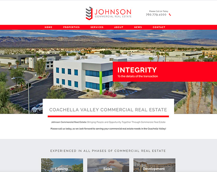 Johnson Commercial Real Estate Johnson Commercial Real Estate's mission is to bri...