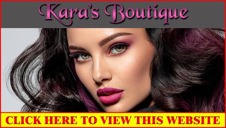 Kara's Boutique ***BASIC Wix Website Design without a Slide Show**...
