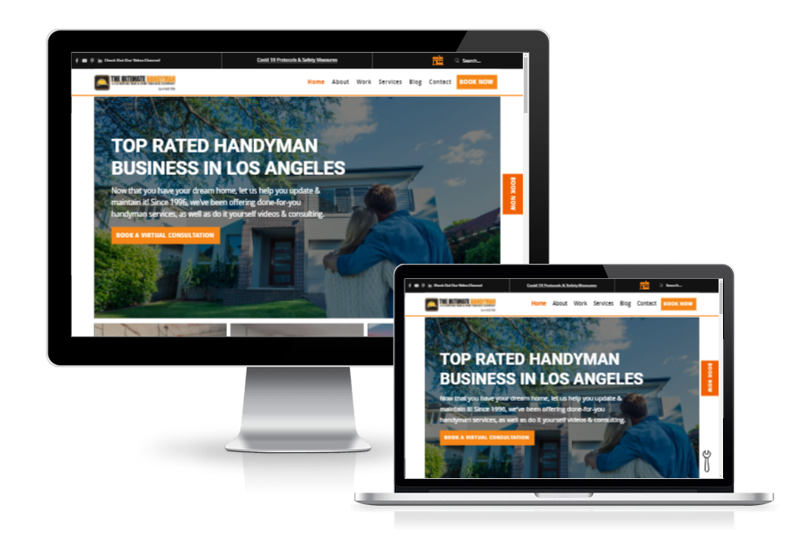 The Ultimate Handyman Website in a Day & our Amplifier Program where the...