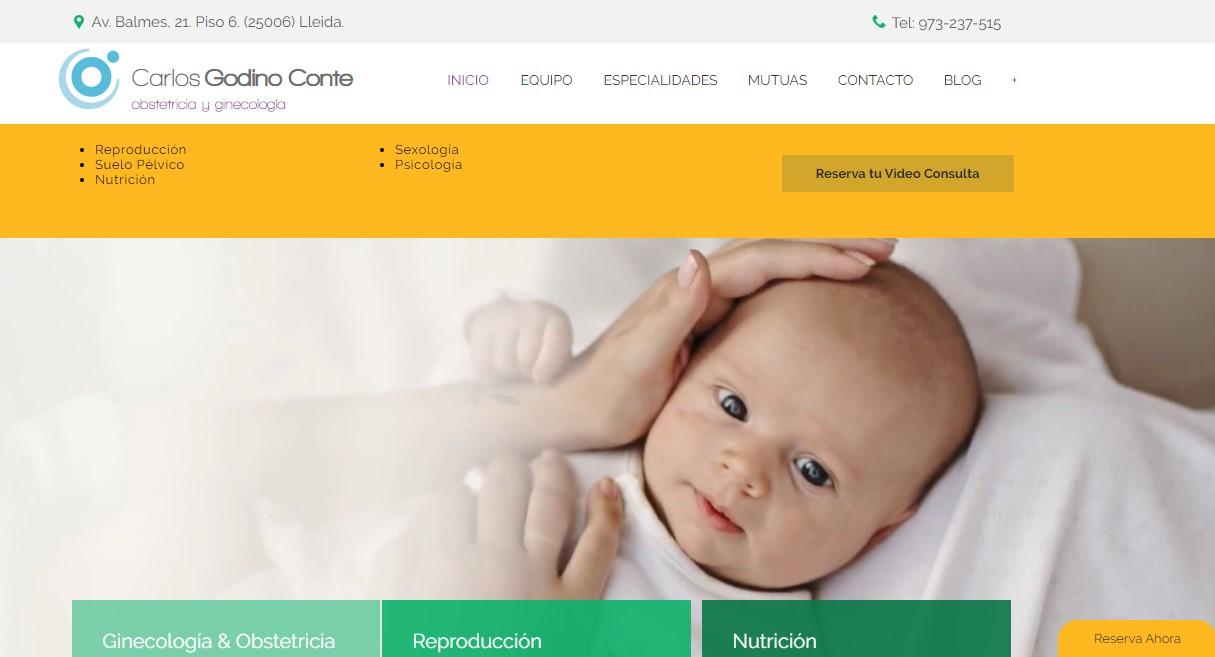 Dr. Carlos Godino Conte Sitio Web del Dr. Carlos Godino Conte, importante ...